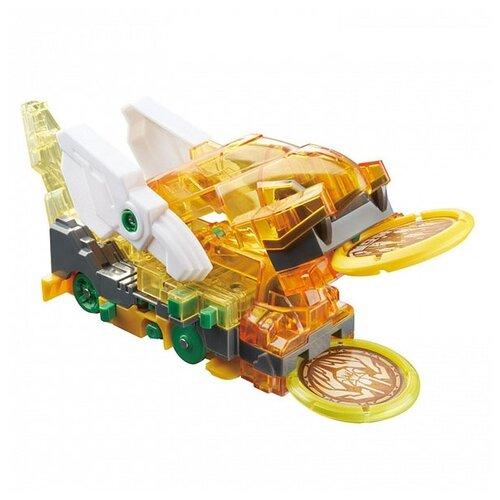 Купить Трансформер РОСМЭН Дикие Скричеры. Линенейка 6. Ta.Бу (37764) желтый, Роботы и трансформеры