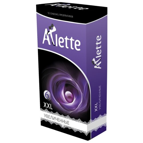 Презервативы Arlette XXL Увеличенные (12 шт.)