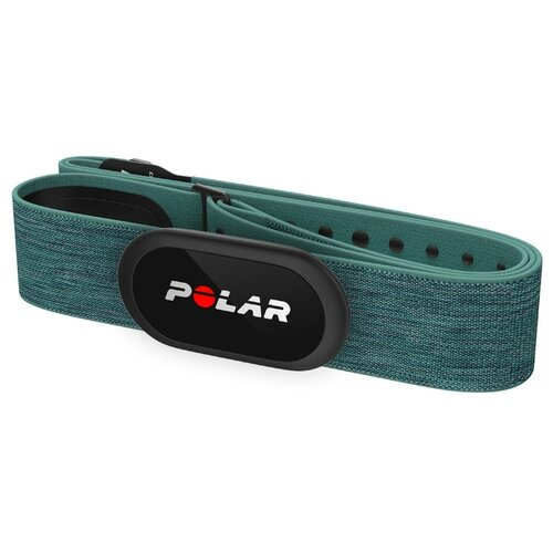 Фото - Передатчик пульса Polar H10 M-XXL, turquoise polar h7 hr sensor pnk st m xxl