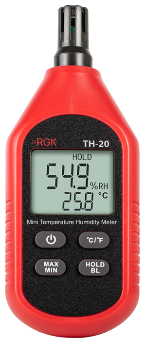 Термогигрометр RGK TH-20