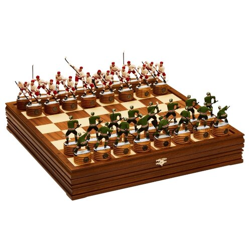 Rovertime Шахматы Хоккей