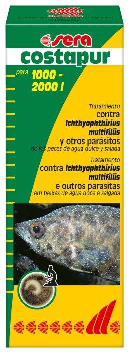 Sera Costapur лекарство для рыб