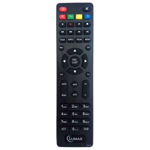 Пульт ДУ LUMAX B0302 для Lumax 41103HD/555HD черный