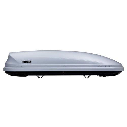 Багажный бокс на крышу THULE Pacific 780 631808/631811 (420 л) titan aeroskin бокс thule touring sport 600 190x63x39 см титановый aeroskin 300 л 634600