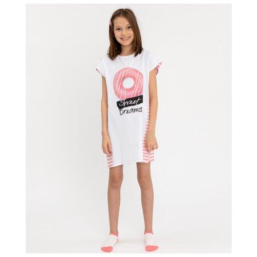 Фото - Сорочка Button Blue размер 104-110, розовый сорочка button blue размер 104 110 розовый