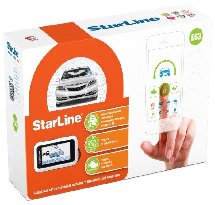 StarLine E63 Старлайн Е63