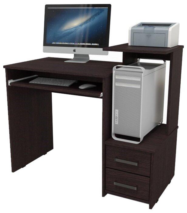 Компьютерный стол Фабрика мебели JAZZ Джаз-24 — купить по выгодной цене на Яндекс.Маркете