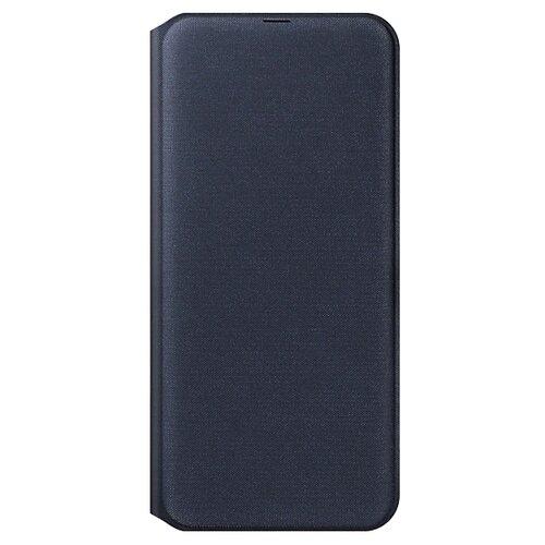 Чехол Samsung EF-WA305 для Samsung Galaxy A30 SM-A305F черный смартфон samsung galaxy a30 2019 sm a305f 64gb синий