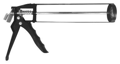 Механический скелетный пистолет Монтажник Эконом 600101