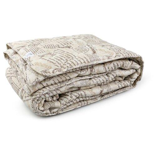 Одеяло Волшебная ночь Меринос, 172 х 205 см (бежевый) belashoff одеяло караван цвет бежевый 172 x 205 см
