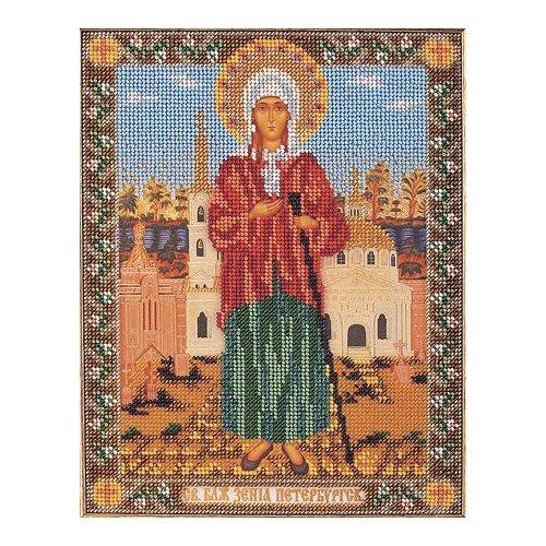 Купить Радуга бисера Набор для вышивания бисером Ксения Петербургская 20 х 26 см (В-176), Наборы для вышивания