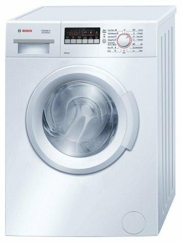 Стиральная машина Bosch WAB 24260