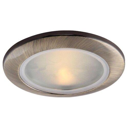 Встраиваемый светильник Arte Lamp A2024PL-1AB arte lamp встраиваемый светильник aqua a2024pl 1wh