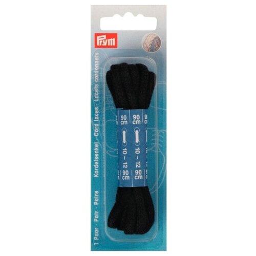 Шнурки для обуви Prym 97489 черный