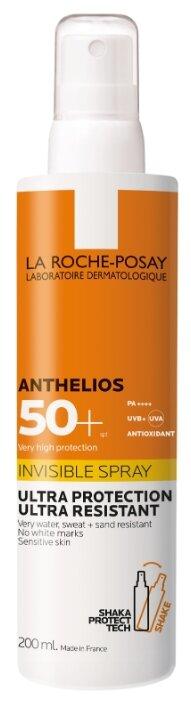 La Roche-Posay Anthelios солнцезащитный невидимый спрей SPF 50+