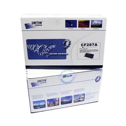 Фото - Картридж CF287A для HP LJ M501/M506/MFP M527 (9K) UNITON Premium тонер картридж hp 37y cf237y черный 41000стр для hp lj ent m506 m527