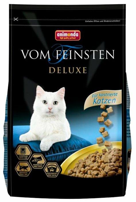 Корм для стерилизованных кошек Animonda Vom Feinsten для профилактики МКБ 1.75 кг — купить по выгодной цене на Яндекс.Маркете