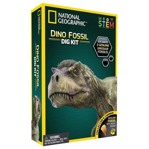 Купить Набор для раскопок National Geographic Изучаем динозавров, Наборы для исследований