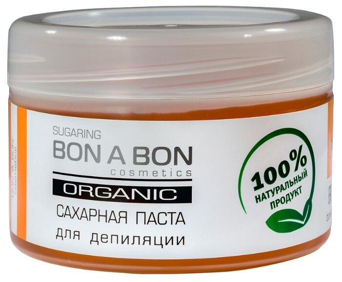 Паста для шугаринга Bon A Bon Желтая
