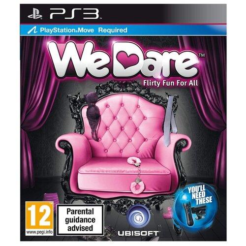 Игра для PlayStation 3 We Dare