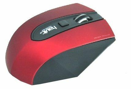Мышь Havit HV-MS907GT wireless Red USB