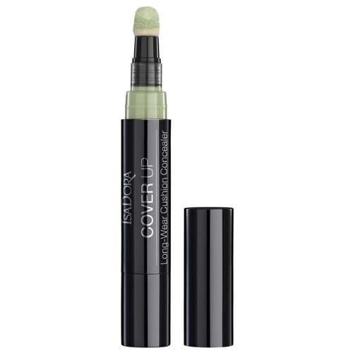 IsaDora Консилер Cover Up Long-Wear Cushion Concealer, оттенок 60 - Green Anti-Redness