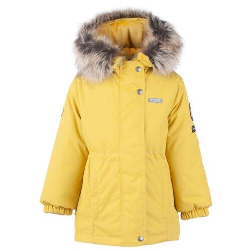 Купить Парка KERRY Maya K20430 размер 110, 00112 желтый, Куртки и пуховики