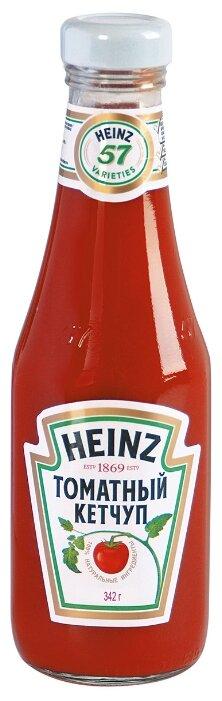 Стоит ли покупать Кетчуп Heinz Томатный, стеклянная бутылка 342 г - 10 отзывов на Яндекс.Маркете (бывший Беру)