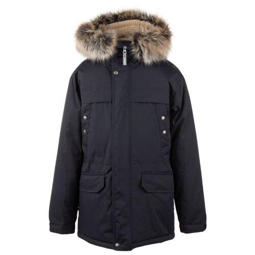 Купить Парка KERRY Wafi K20469 A размер 170, 987 темно-синий, Куртки и пуховики