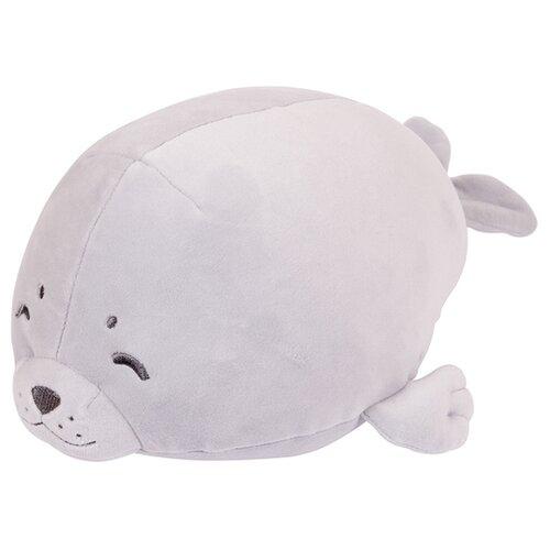 Мягкая игрушка Yangzhou Kingstone Toys Морской котик серый 27 см
