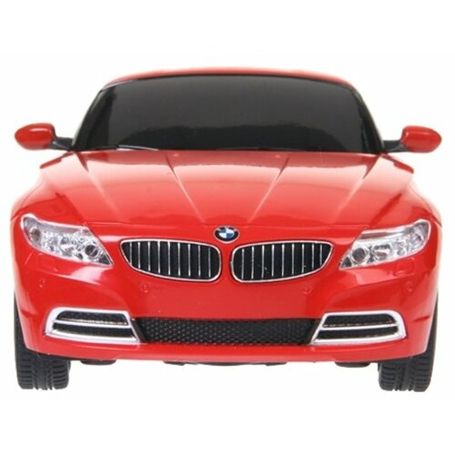 Купить Легковой автомобиль Rastar BMW Z4 (39700) 1:24 18 см красный, Радиоуправляемые игрушки