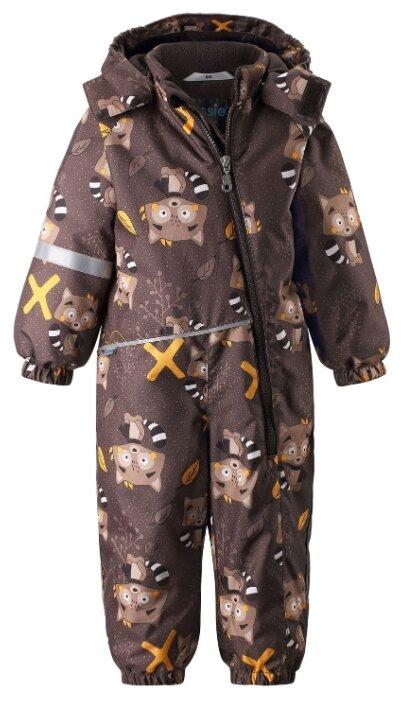 Комбинезон Lassie 710734 размер 92, коричневый