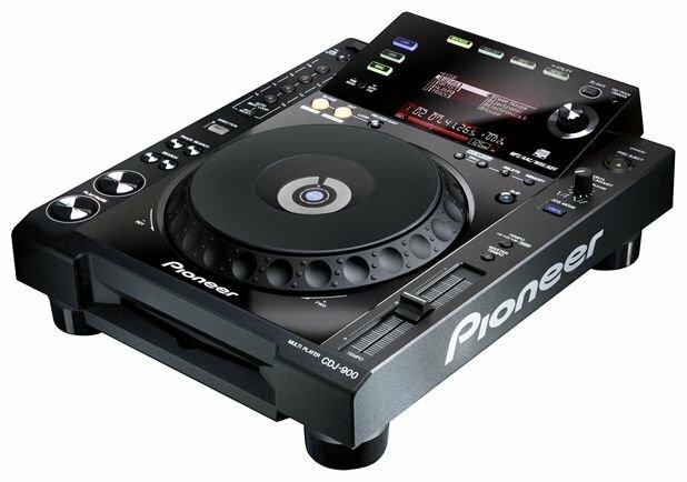DJ CD-проигрыватель Pioneer DJ CDJ-900