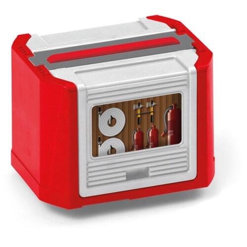 Кузов Efko 37121EF-CH красный/белый платье oodji ultra цвет красный белый 14001071 13 46148 4512s размер xs 42 170