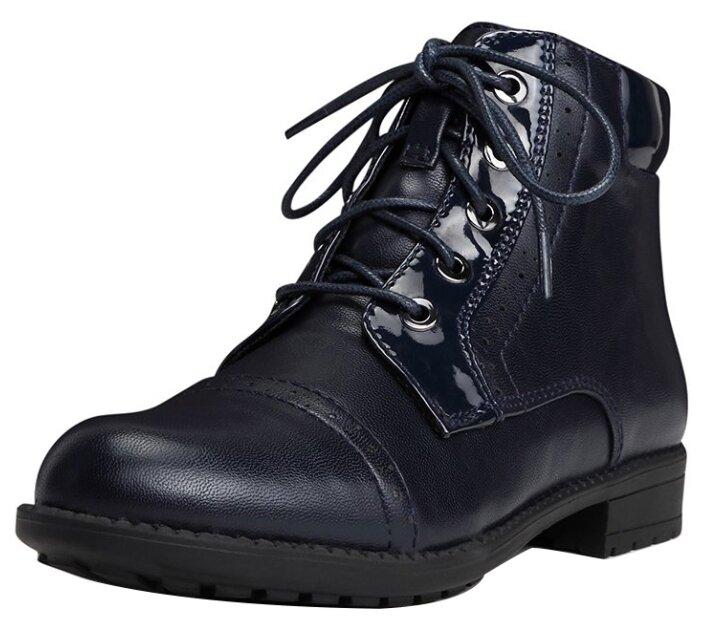 Ботинки T.Taccardi размер 32, темно-синий