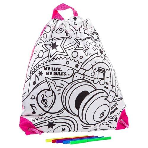 Купить BONDIBON Набор для росписи рюкзака Я дизайнер (ВВ2297), Роспись предметов