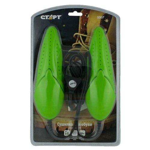 Сушилка для обуви СТАРТ SD07 зеленый