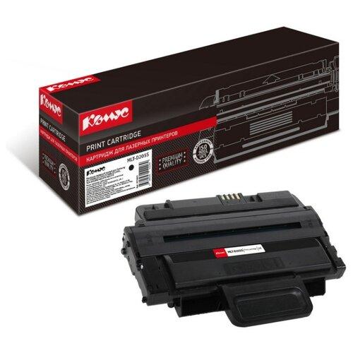 Фото - Картридж лазерный Комус MLT-D205S черный, для Samsung ML-3310/3710 картридж samsung su976a mlt d205s see