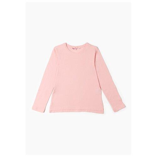 Купить Лонгслив MODIS размер 158, бледно-розовый, Футболки и майки