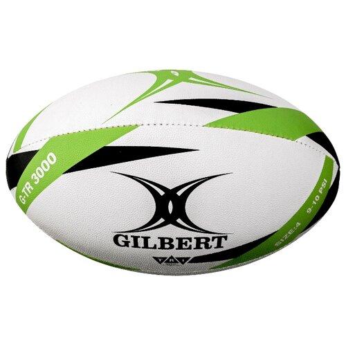 Мяч для регби Gilbert G-TR3000 green