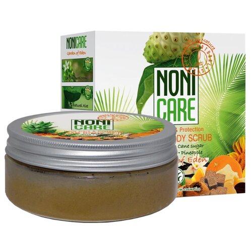 Nonicare Сахарный скраб для тела Garden of Eden с АНА – кислотами 200 мл пилинг с ана кислотами
