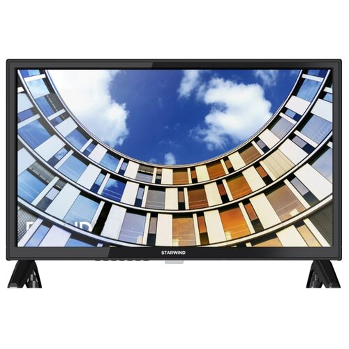 Фото - Телевизор STARWIND SW-LED24BA201 24 (2019) черный телевизор starwind sw led32r301st2 31 5 2017 серебристый
