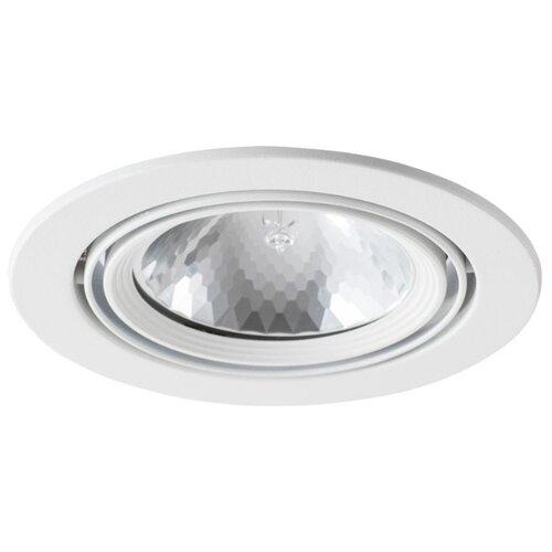 Встраиваемый светильник Arte Lamp A6664PL-1WH встраиваемый светильник arte lamp a2418pl 1wh