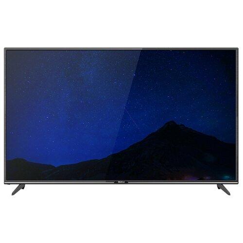 Фото - Телевизор Blackton 5001B 50 (2020) черный/серебристый искусственные цветы lefard пуансетия 241 1831 38 см