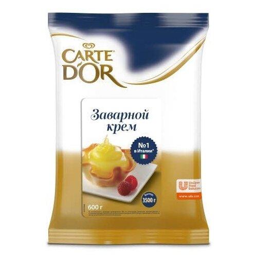 Фото - Смесь для десерта Carte D'or Заварной крем 600 г смесь для десерта newa nutrition пудинг шоколадный вкус 150 г