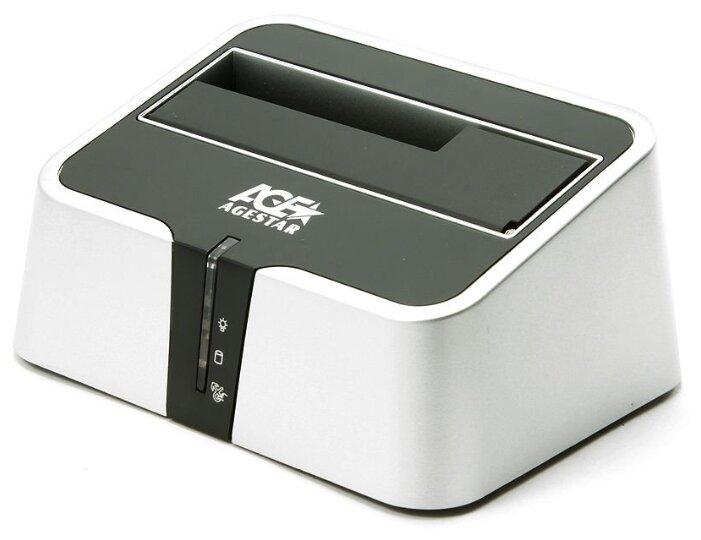 Док-станция для HDD/SSD AGESTAR 3CBT2-6G