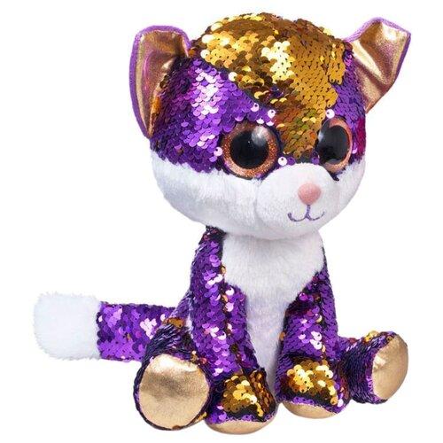 Купить Мягкая игрушка Fancy Котёнок Аметист 23 см, Мягкие игрушки
