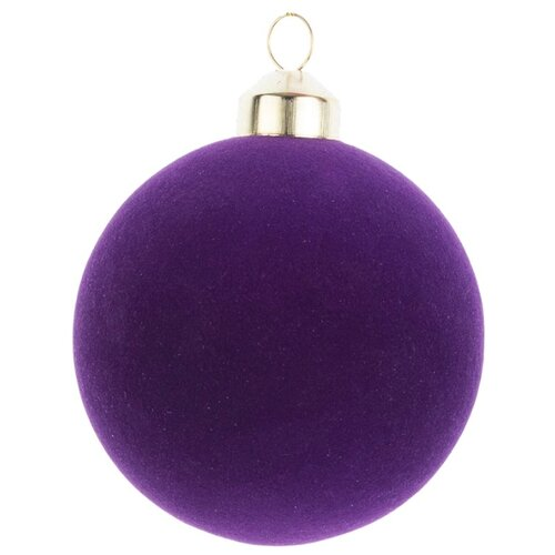 Набор шаров KARLSBACH 08904, темно-фиолетовый