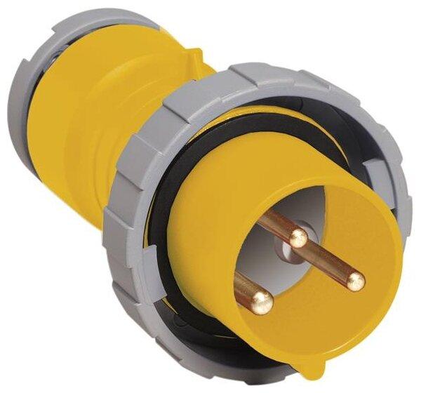 Вилка силовая (CEE) кабельная переносная ABB 2CMA166504R1000