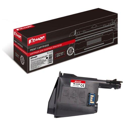Фото - Картридж лазерный Комус TK-1110 черный, для Kyocera FS-1040/1020MFP картридж лазерный комус tk 580k черный для kyocera fs c5150dn